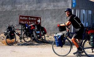 不去会死!英国小伙4年骑行61个国家,行程绕地球两圈