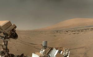"""""""好奇号""""给猎户座飞船带来好消息,火星上曾经存在过湖泊!"""