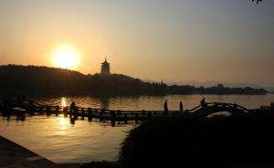 自驾游杭州请注意:明年起西湖景区双休日节假日单双号限行