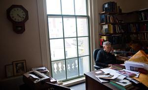 张隆溪|丹尼尔艾伦:一生经历过14位总统的美国历史见证人