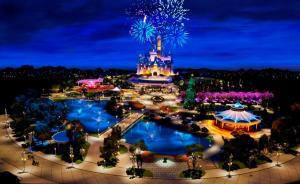 人大代表视察上海迪士尼:各项公用事业设施已基本建成