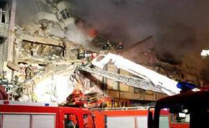 哈尔滨仓库大火复燃,已致消防人员3人牺牲2人失联14人伤