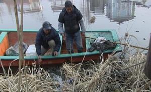 江苏海安男子为救落水老人自己溺亡,水中托举10多分钟