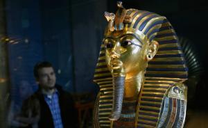 埃及的博物馆差钱差技术,最霸气的法老也护不住黄金面具