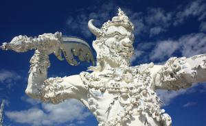 """泰国白庙因""""入厕不文明""""拒绝中国游客,泰官方:欢迎来旅游"""