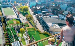 市政厅|活力城市设计⑿:活力设计与地方规划、通用设计协同