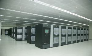 超级计算机参战治霾:最长预报5天,分辨率精确到3公里