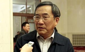 全国政协常委葛剑雄:绝不赞成说高校是腐败重灾区,反对抹黑