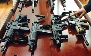 全国最大网络销售仿真枪平台被端,账号完成一次交易即被弃用
