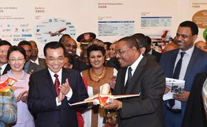 李克强总理去非洲,中国在非洲的机会有多大?
