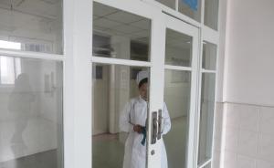 上海411医院一男护工持刀刺伤护士长,事发前曾争吵
