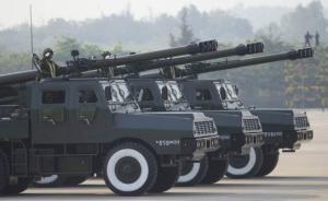 智库:中国成世界第三大军备出口国,但只为美俄零头