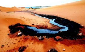 甘肃一企业向腾格里沙漠排放8万余吨污水,负责人被立案调查