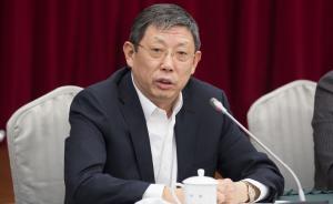 上海市长杨雄:用互联网思维全面提升政府治理现代化水平