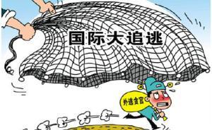"""中国外交部回应""""天网""""行动:没有国家希望成腐败分子天堂"""