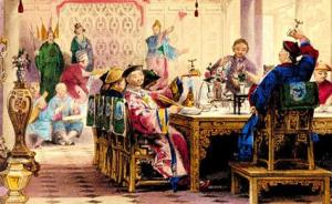 清初中国人的欧洲行:黄嘉略娶洋太太,胡若望被关疯人院