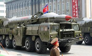 美渲染朝鲜导弹威胁,称其已部署洲际导弹威胁亚洲安全