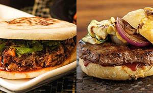 哲·食 汉堡包的祖宗是肉夹馍?