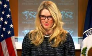 央视记者追问美国发言人为何拒绝也门撤侨,未得到正面回答