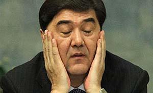 """新疆主席发表电视讲话:与""""三股势力""""斗争长期复杂尖锐激烈"""