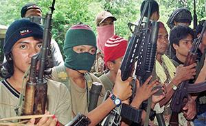 两名中国公民在菲律宾被绑架,为一对母女
