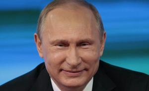 为什么普京的脸看起来越来越年轻?