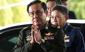 泰国陆军总司令巴育:摇摆不定的政治投机者