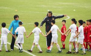 上海校园足球联盟杯月底鸣哨:首次细分年龄组别,增主客场制