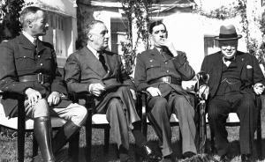 """除了戴高乐领导的""""自由法国"""",二战中还有哪些流亡政府?"""