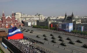 解放军仪仗队将首次进入红场,参加俄庆祝二战胜利阅兵式