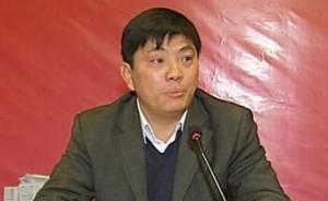出席完挂牌仪式就被带走,江苏句容副市长彭良豪闪电落马