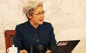 """香格里拉对话今晚开幕,""""中国第一女辩手""""傅莹将舌战安倍"""