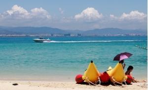 """三沙永乐群岛两年接待逾万游客:计划建成""""中国的马尔代夫"""""""