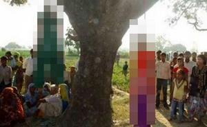 未成年姐妹遭轮奸尸体被吊树上,印度逮捕所有三名嫌犯