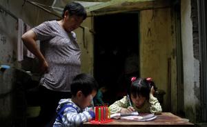 儿童节重庆开县留守姐弟最想要的礼物:去广州见爸爸