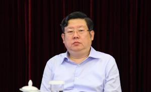 姜联军接棒朱晓强,履新山东省安全厅党委书记、厅长