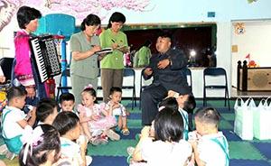 朝鲜三成幼儿营养不良,金正恩亲自指点喂养