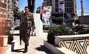 叙利亚圣战者自述:通过推特,招来很多西方人慕名参战