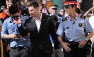 """西班牙""""税王""""梅西逃税410万,这次他又被爹""""坑了""""?"""