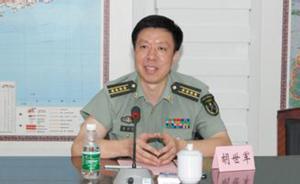 胡世军大校赴陆军第42集团军服役,曾任汕头警备区政委