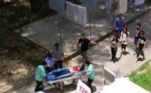 合肥一职业学院3名女生在宿舍内被男子捅伤,疑因感情纠纷