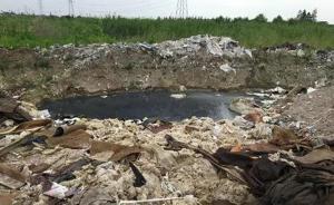 船只满载外地垃圾潜入无锡常州倾倒,是否来自上海正在调查