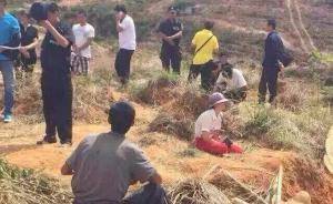 """云南回应""""村民阻征地被挖掘机轧死"""":过失致死,嫌犯被拘"""