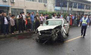 无锡失控轿车连撞多辆电动车5人亡续:司机排除酒驾毒驾嫌疑