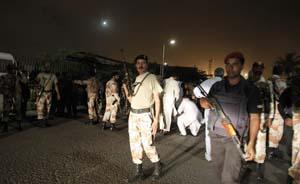 巴基斯坦卡拉奇机场遭袭至少21人死,塔利班宣称负责