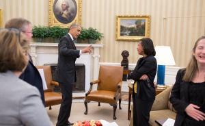 奥巴马任期将满频发威:多个内政议题获突破,人也变任性了