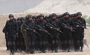 """中国进入""""全民反恐""""时代,反恐法最快年内出台"""