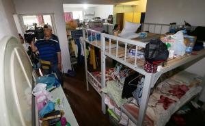 杭州100平方米群租房挤36个床位,房东拒不整改被拘5天