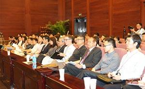 最高法首次邀请部分外国驻华使节和记者旁听庭审