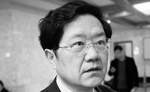 江西省委免去赵智勇省委秘书长职务